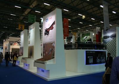 غرفه نمایشگاهی شرکت btm 08