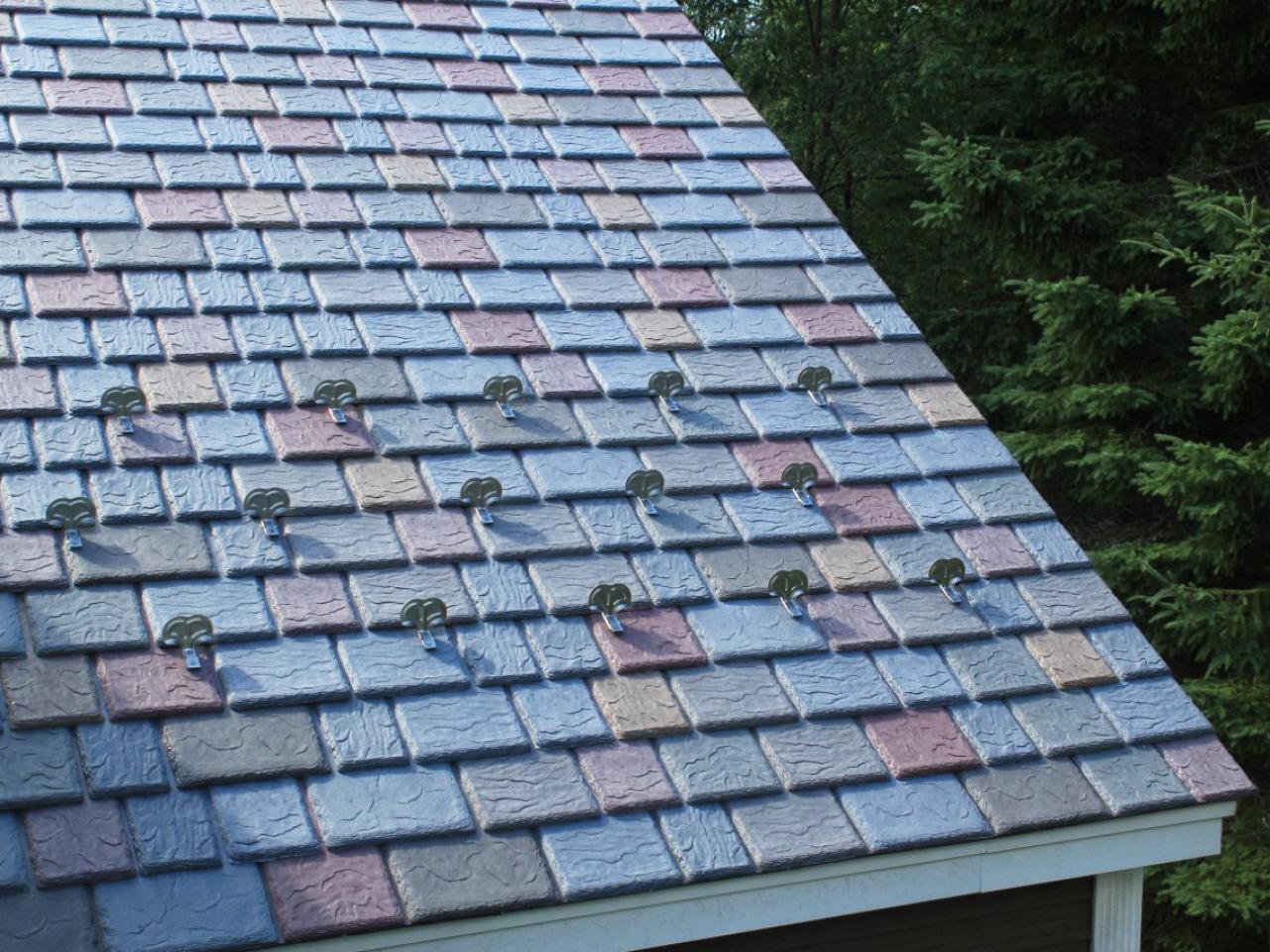 پوشش سقف شیبدار سنگی-بررسی معایب و مزایای